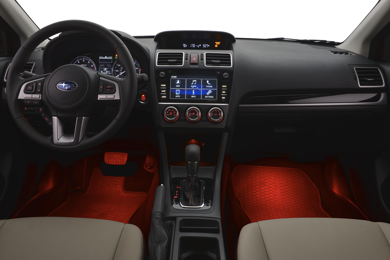 2016 Subaru Impreza Interior Illumination Kit Blue H701sfj001 Torrington Ct